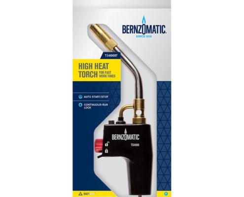 Горелка на МАПП-газе BernzOmatic TS4000