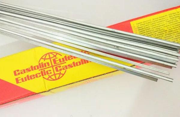 Припой Castolin 196 FC для пайки алюминия и меди