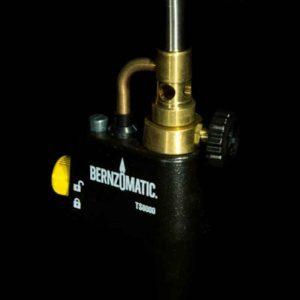 Купить газовую турбо горелку для пайки — BERNZOMATIC в Украине