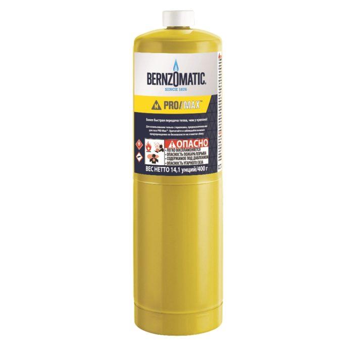 Мапп газ для горелок Bernzomatic (Оригинал).